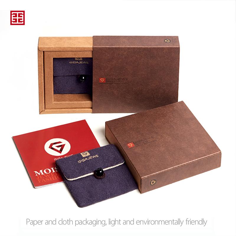 GIGAJEWE Total 4.0ct 7.0mm Moissanite Gray VVS1 Asscher Cut Customized 18K Gold Earing Jewelry Woman Girlfriend Gift